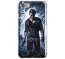 Uncharted 4 // Nathan Drake  iPhone Case/Skin