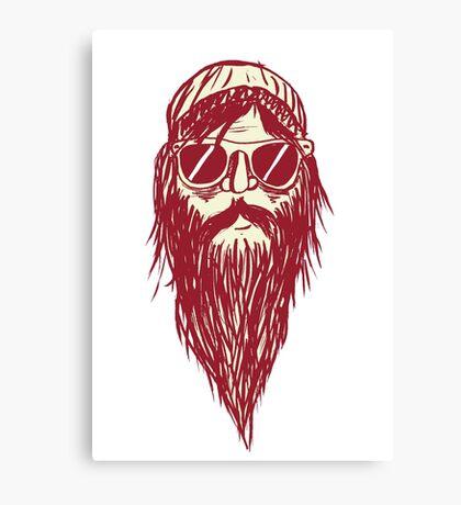 Wizard dude Canvas Print