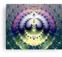 FRACTAL # 5 ~ ABSTRACT ~ COLORFUL Canvas Print