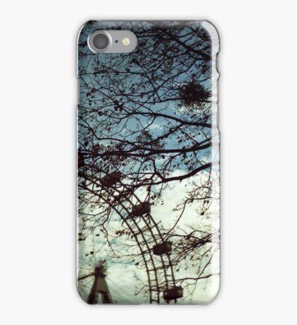Prater, Wien iPhone Case/Skin