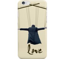 BBC Sherlock - Vanderlyle Edit iPhone Case/Skin