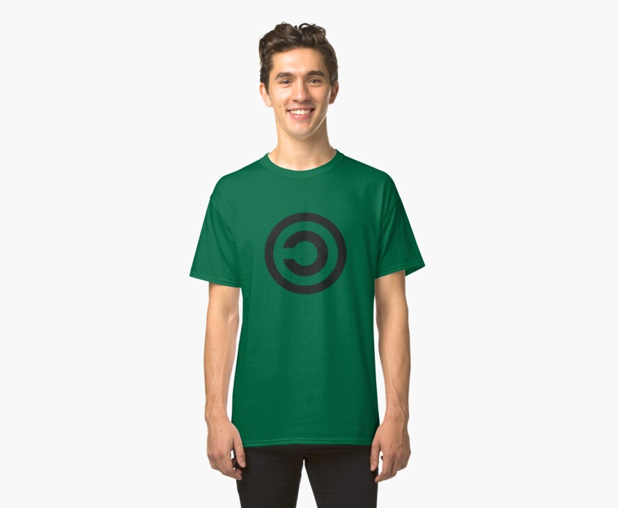 Copyleft Symbol - Support the Free Web! by mikelovdal