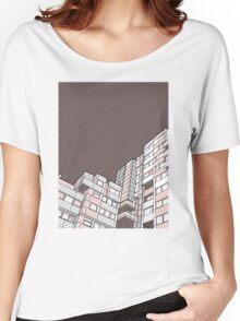 London - Blackfriars 60's housing Women's Relaxed Fit T-Shirt
