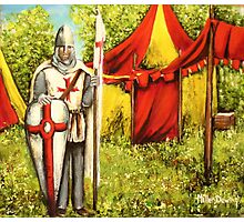 A Knights' Rest Photographic Print