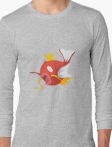 Magikarp - The King Long Sleeve T-Shirt