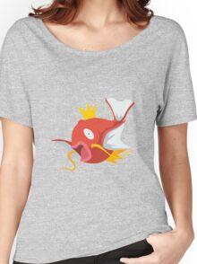 Magikarp - The King Women's Relaxed Fit T-Shirt
