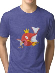 Magikarp - The King Tri-blend T-Shirt