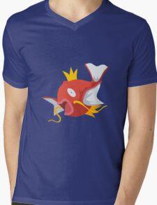 Magikarp - The King Mens V-Neck T-Shirt