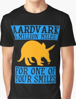 AARDVARK-2 Graphic T-Shirt
