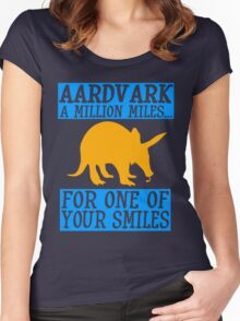 AARDVARK-2 Women's Fitted Scoop T-Shirt
