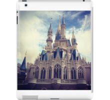 Cinderellas castle iPad Case/Skin