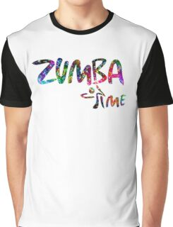 Zumba Time! Graphic T-Shirt
