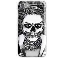 Tate Langdon Skull // full iPhone Case/Skin