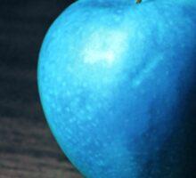 Delicious Blue Sticker