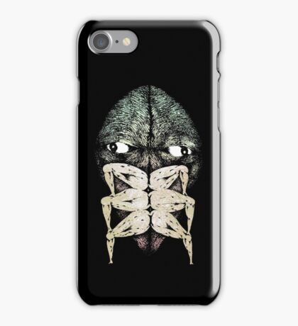forget i ever told you i was kafka in a past life iPhone Case/Skin