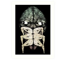 forget i ever told you i was kafka in a past life Art Print