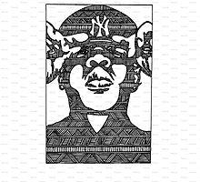 JayZ Doodle - $20 by Trisha Vaz