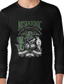 Miskatonic Esoteric Order of Explorers Long Sleeve T-Shirt