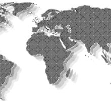 WORLD FADED by mygueyemomo
