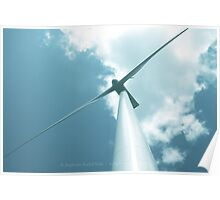 Clean Power Poster