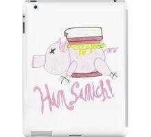 Ham Samich  iPad Case/Skin