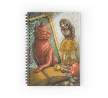 The Scientists Spiral Notebook