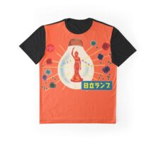 50's Japanese Ad Artwork Graphic T-Shirt