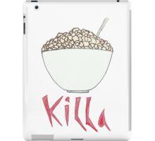 Cereal Killa  iPad Case/Skin