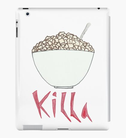 Cereal Killa  iPad Case/Skin