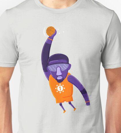 Amare Stoudemire STAT NBAlien Unisex T-Shirt