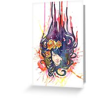 Twilight Pixie Greeting Card