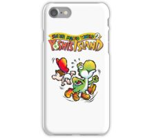 Super Mario World 2: Yoshi Island iPhone Case/Skin