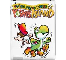Super Mario World 2: Yoshi Island iPad Case/Skin