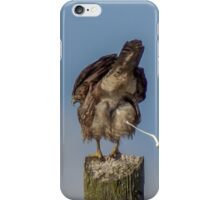 Oops!  Did You Just See Me Doing That? iPhone Case/Skin