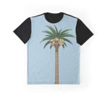 Alola Long-Necked Exeggutor Graphic T-Shirt