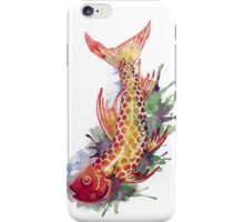 Fish Splash iPhone Case/Skin