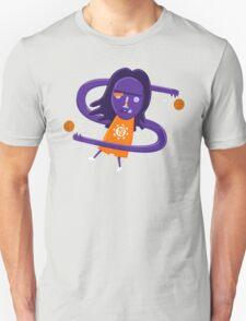 Steve Nash getting Nashty NBAlien Unisex T-Shirt