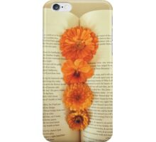 Edible Flora iPhone Case/Skin
