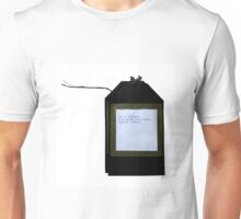 Poetry Tags Unisex T-Shirt