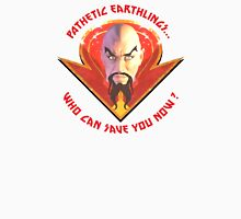 Ming the Merciless - Pathetic Earthlings Womens Fitted T-Shirt