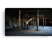 Dark Room Canvas Print