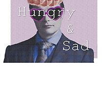 Hungry And Sad  by IzzyDora