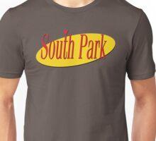 South Park Seinfeld Logo Unisex T-Shirt