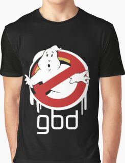 Funny Ghostbusters Graphic T-Shirt