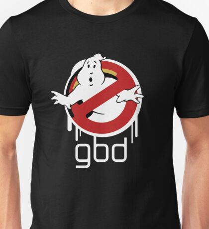 Funny Ghostbusters Unisex T-Shirt