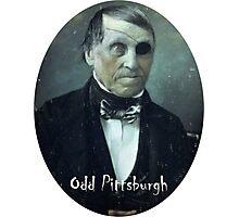 Mr. Odd Pgh Photographic Print