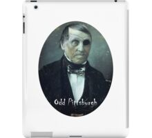 Mr. Odd Pgh iPad Case/Skin