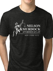 Nelson and Murdock Tri-blend T-Shirt