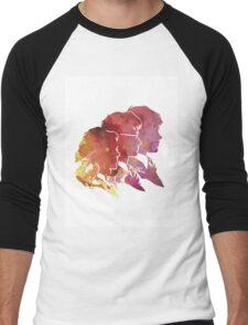 Harry Potter - Hermione Granger - Ron Weasley Men's Baseball ¾ T-Shirt