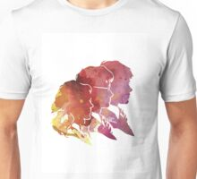 Harry Potter - Hermione Granger - Ron Weasley Unisex T-Shirt